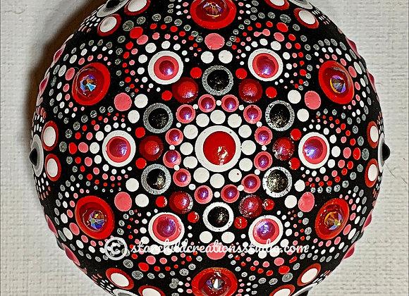 3D Mandala Stone - Love Mandala