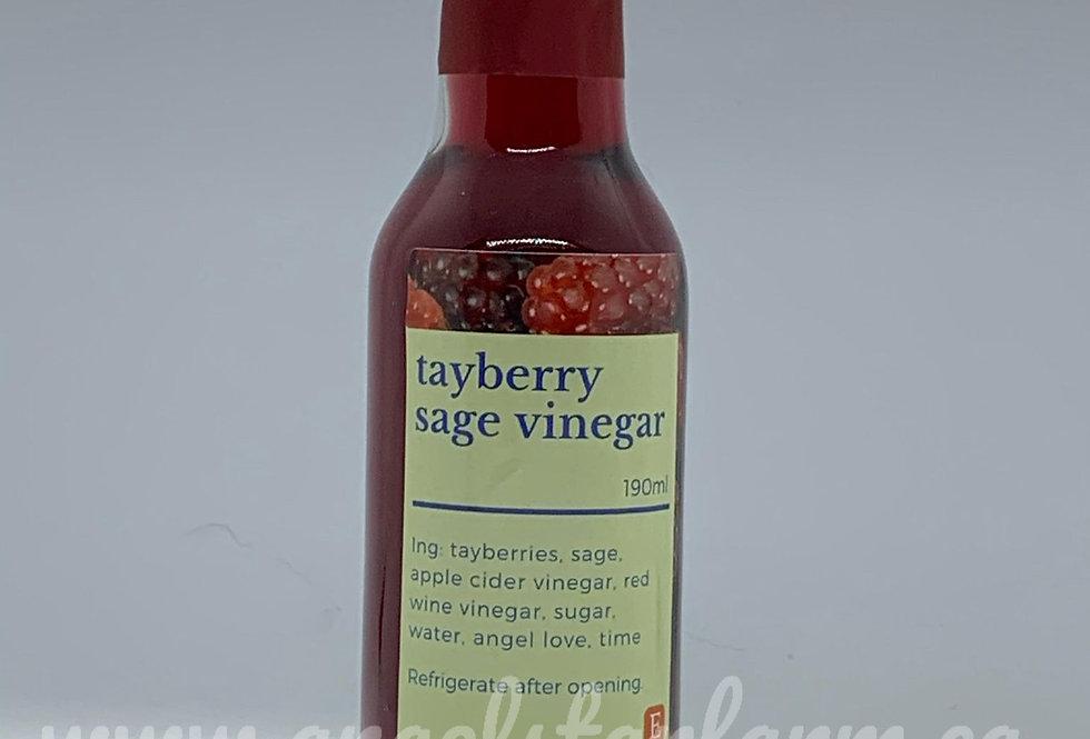 Tayberry Sage Vinegar