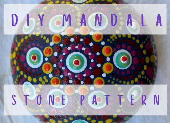 DIY Mandala Pattern - Fiesta