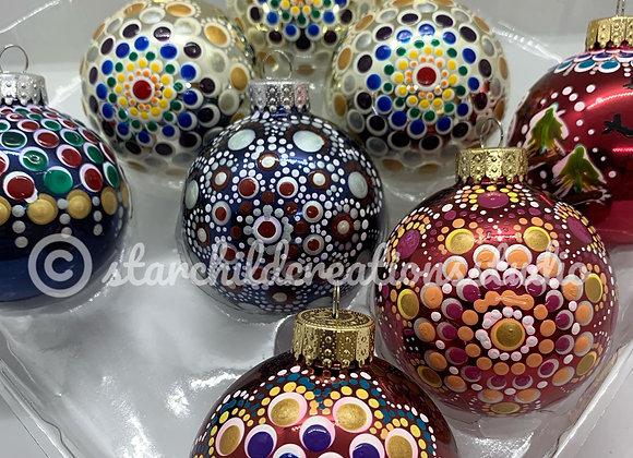 3D Mandala Ornaments - CUSTOM ORDER
