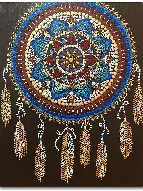 Dream Medicine Mandala
