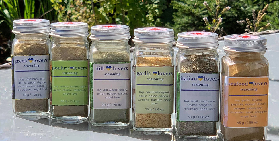 Spice Blends - 3 Gift Pack
