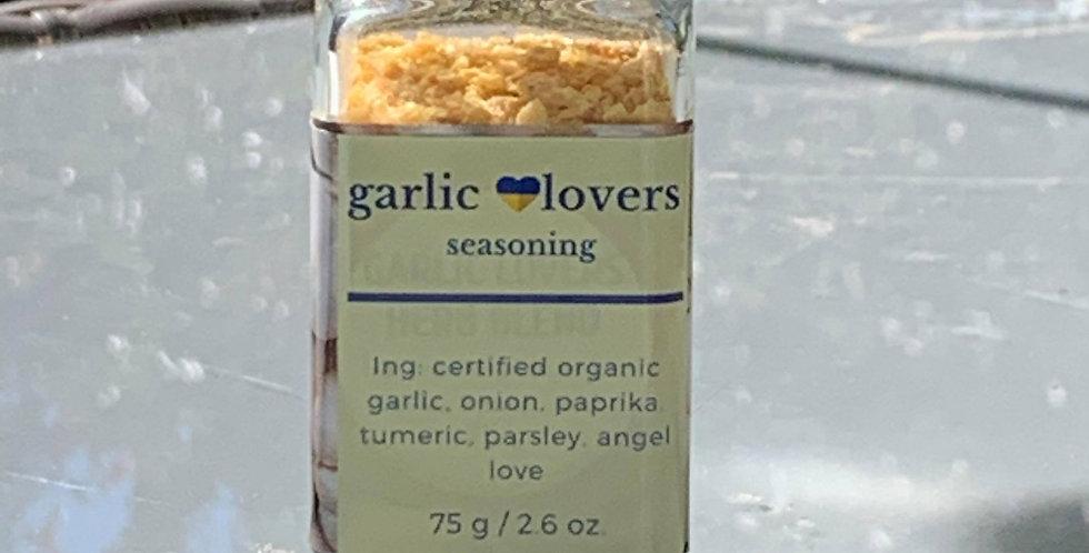 Garlic Lovers Seasoning