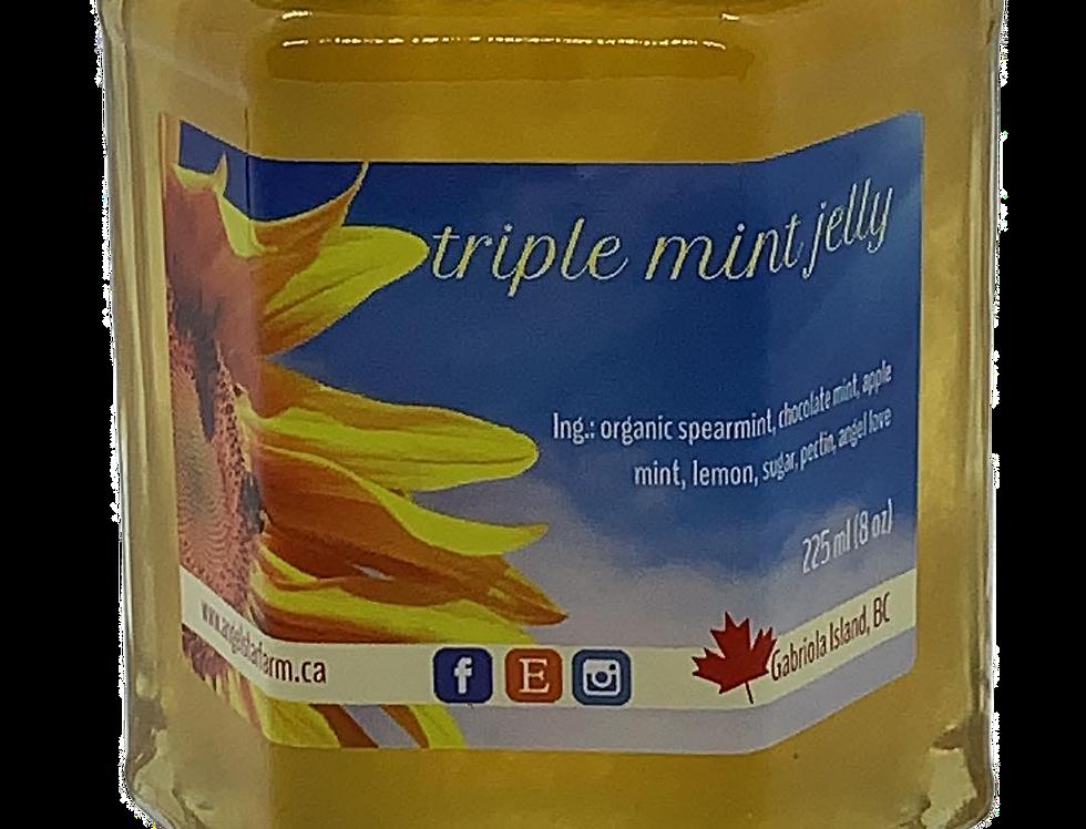 Triple Mint Jelly