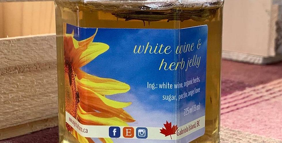 White Wine & Herb Jelly