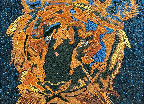 Spirit Tiger Mandala