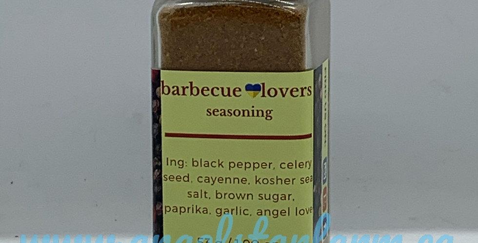 Barbecue Lovers Seasoning