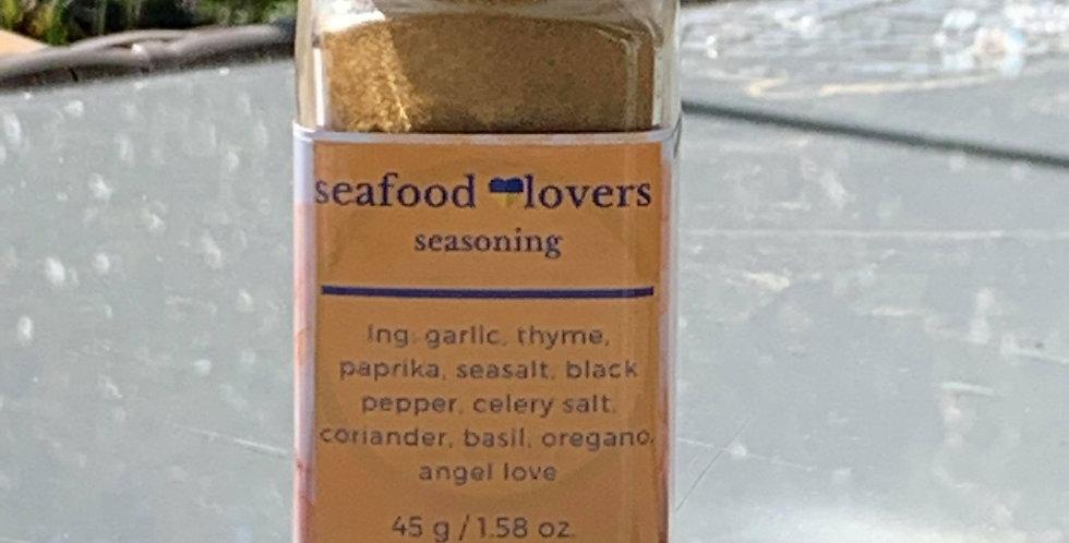 Seafood Lovers Seasoning