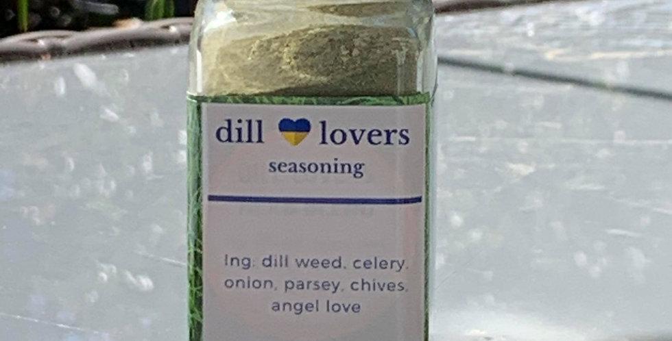 Dill Lovers Seasoning