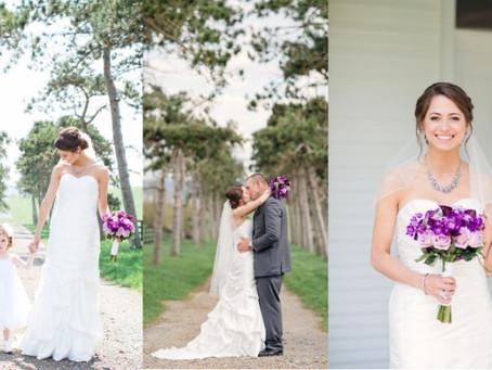 Preppy Wedding Style: Jasmine & Chad