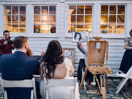 Lessons Learned from a Lauxmont Love: Advice for Couples on Their Wedding Day