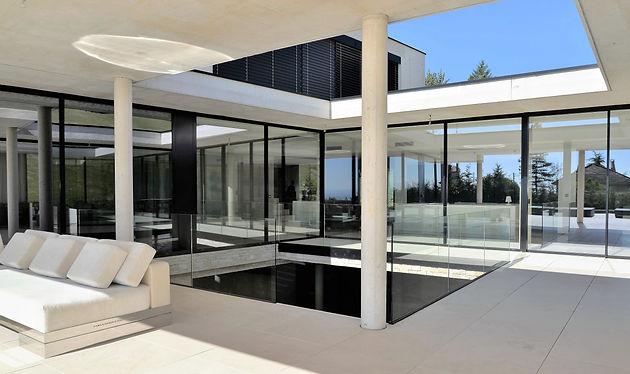 Les plus belles maisons modernes à Cannes Nice cote d\'azur ...