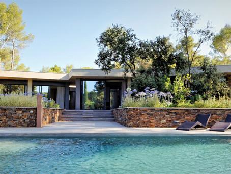 Création maison contemporaine Aix en Provence
