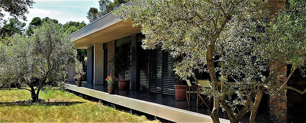 Architecte maison contemporaine Aix en P