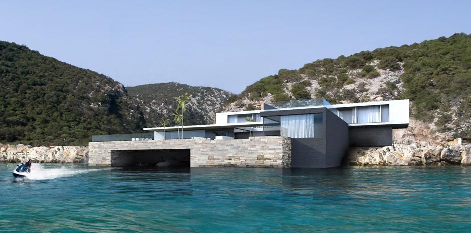 Architecte Maison Contemporaine De Luxe Var   Les Plus Belles Villas  Modernes Design De La Cote Du0027azur Cannes Saint Tropez | Architecte Maison  Contemporaine ...