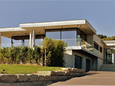 Maison contemporaine Cannes