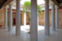 Architecte Aix en Provence - Patio intérieur