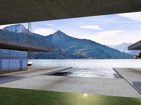 Projet villa contemporaine Nice cote d'azur