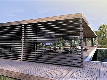 Maison contemporaine à Aix en Provence