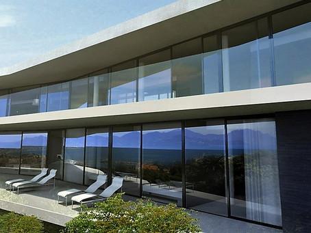 Réalisation de maisons individuelles contemporaines à Aix en Provence