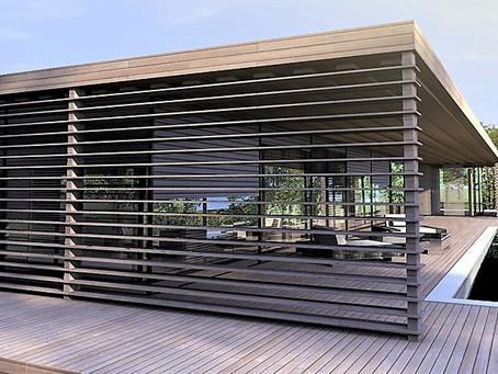 Projet de maison contemporaine Aix en Provence