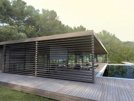 Projet de rénovation maison Luberon