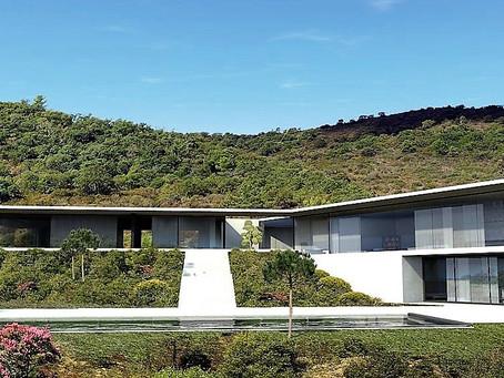 Faire construire une villa contemporaine à Saint Tropez Ramatuelle