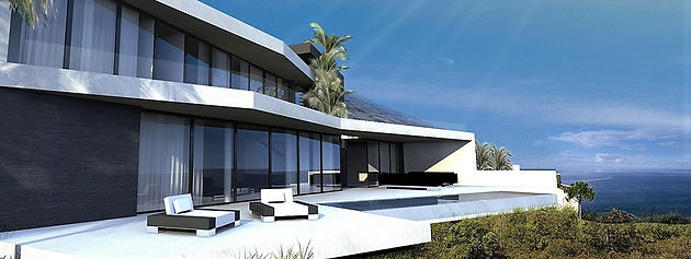 Maison Contemporaine Du0027architecte à Cannes Cote Du0027azur