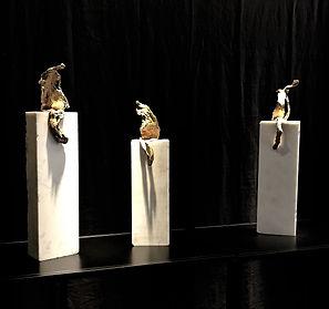 Galerie art Aix en Provence sculpture br