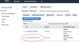 Efficient Data Storage with Apache Parquet in the Amazon Cloud