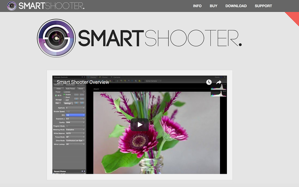 Smart Shooter Video Placement Example