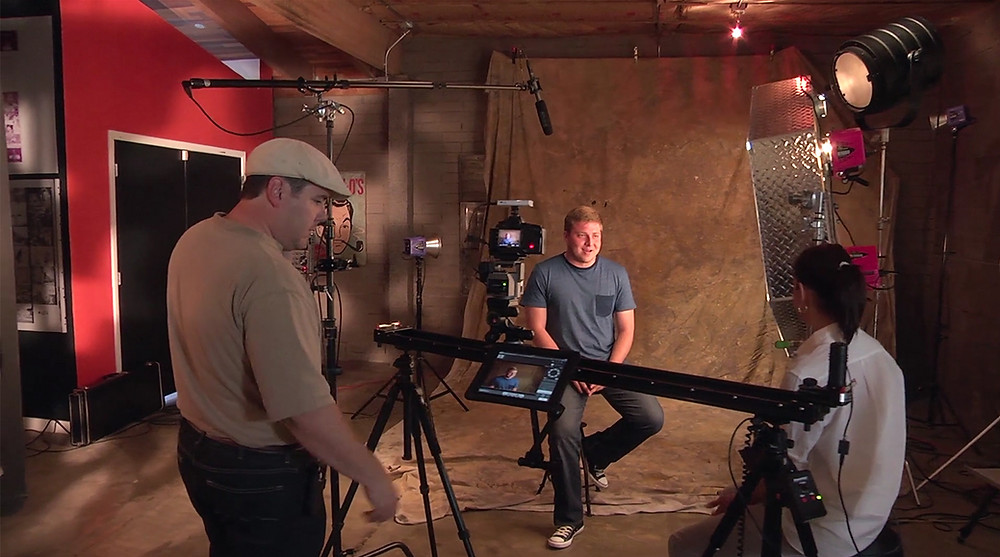 What to Expect When Working with a Video Production Company