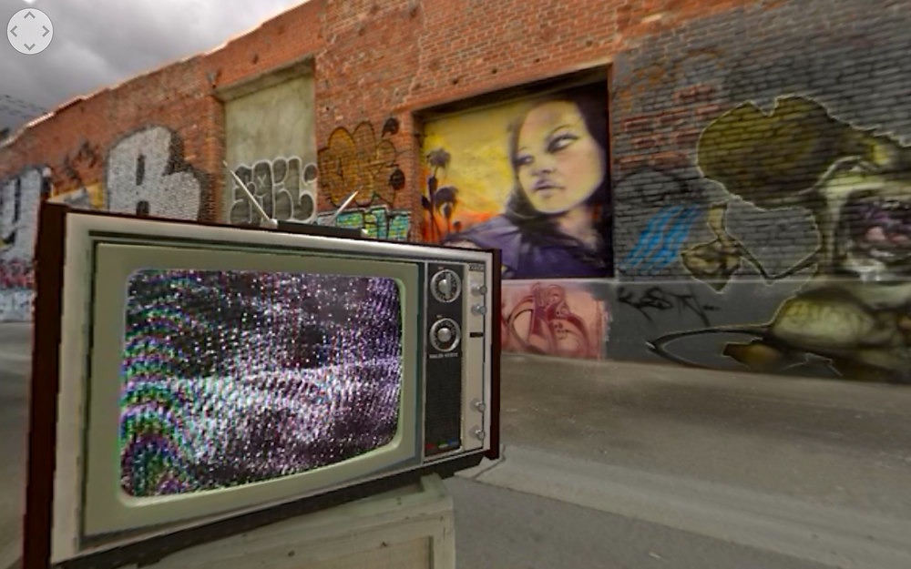Breaking Down the Fourth Wall with 360-Degree Video