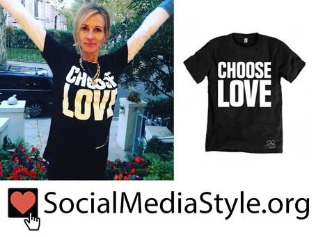 Help Refugees Choose Love T-Shirts