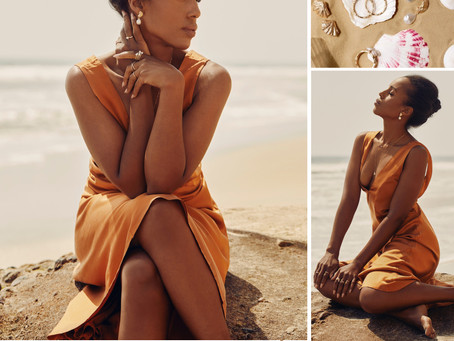 Aurate x Kerry Washington: The Birth of Mother Collection