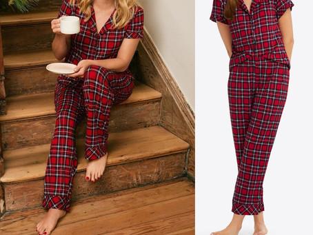 Reese Witherspoon's Draper James plaid pajamas