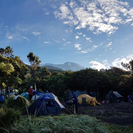 Kilimanjaro. Deszczowy Dach Afryki