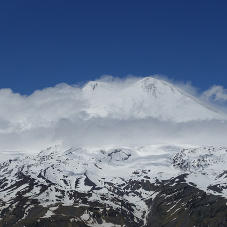 W stronęDachu Europy. Elbrus.