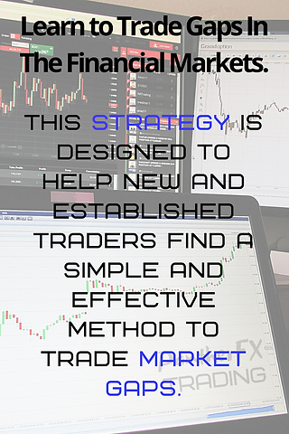 Learn To Trade Gaps In The Financial Markets