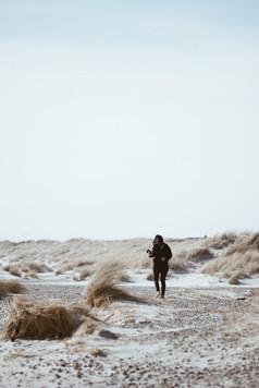 Skagen - vandrende fotograf