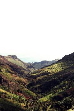 La gomera - landskap