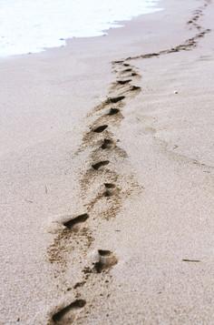 Gran Canaria - fotspor