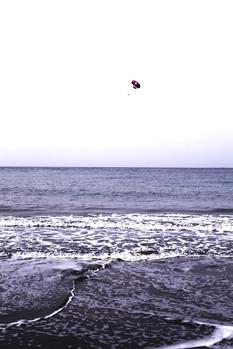 Tenerife - fallskjerm