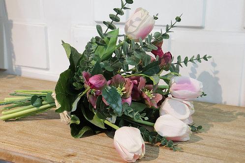 Bouquets To Go - Tulipanes atados