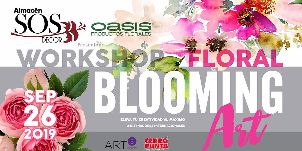 "WorkShop Floral ""Blooming Art"""