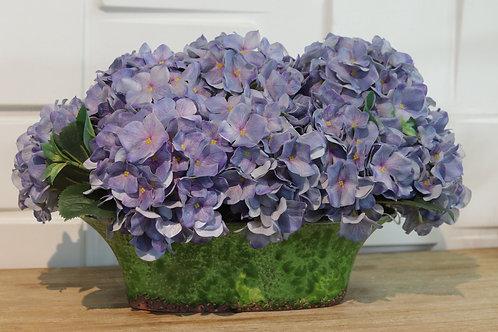 Hidrangeas lilas