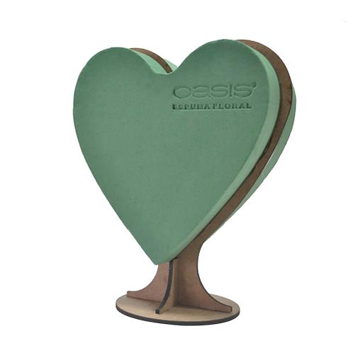 Corazón 3D Oasis®