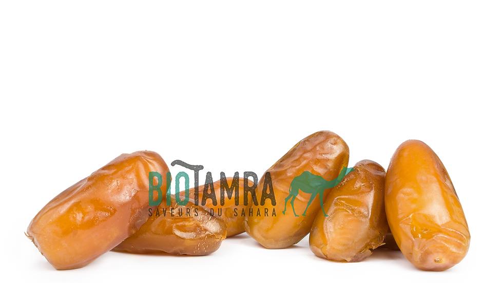 Dattes fraîches Pralines (Bio) Verse dadels Pralines / Deglet Nour Algérie 500g