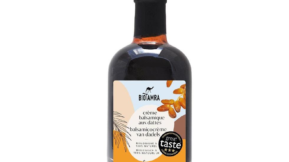 Crème balsamique de dattes - Balsamicocrème van dadels