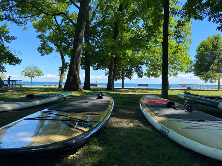 SUP101! Learn to Paddleboard this Summer